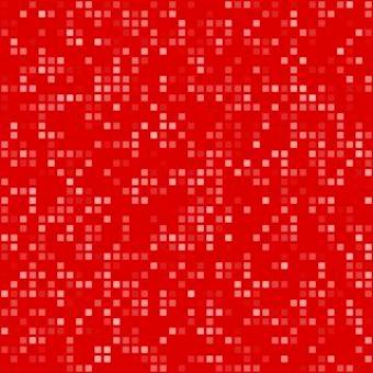 Red Pixel Mosaic Background - Free Stock Photo