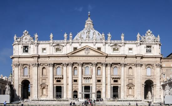 Basilica Building - Free Stock Photo