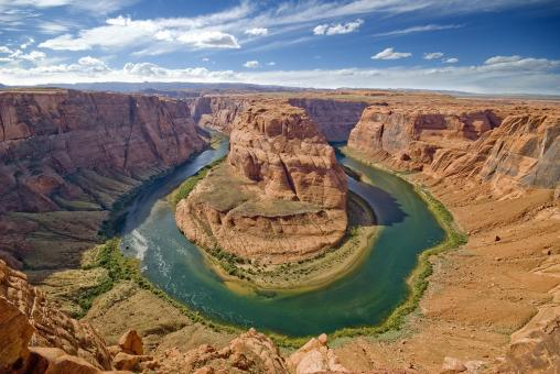 Horseshoe Bend - Free Stock Photo
