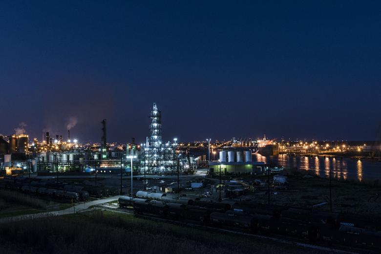 Industrial Area - Free Industrial Stock Photos