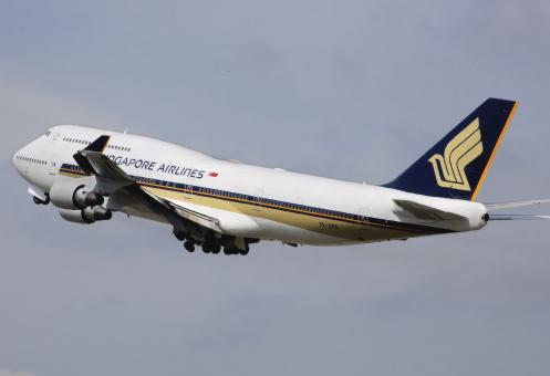 Singapore Airlines - Free Stock Photo