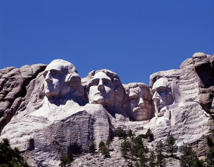 Mount Rushmore - Free Stock Photo