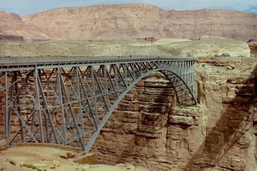 Navajo Bridge - Free Stock Photo
