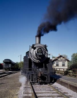 Steam Locomotive Engine - Free Stock Photo