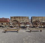 Free Photo - Borax Wagons