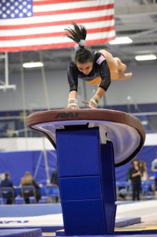 Gymnastics Competition - Free Stock Photo