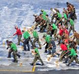 Free Photo - Navy Sweepers