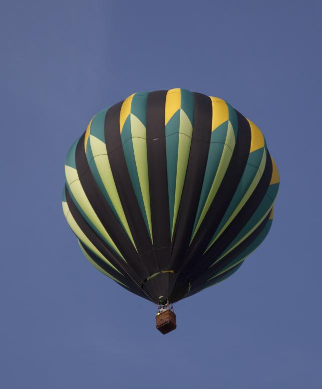 Free stock image of Hot Air Balloon Ride created by Pixabay