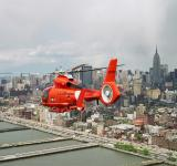 Free Photo - Coast Guard Helicopter