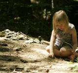 Free Photo - Little Girl in the Jungle