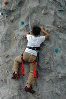 Obstacle Climbing - Free Stock Photo