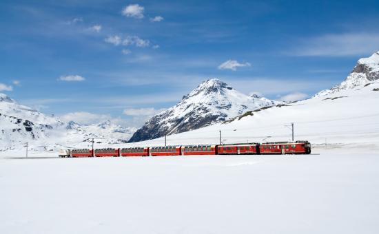 Railway Service - Free Stock Photo