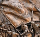 Free Photo - Irish Brigade Monument Close-up