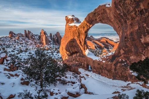 Double o Arch - Free Stock Photo