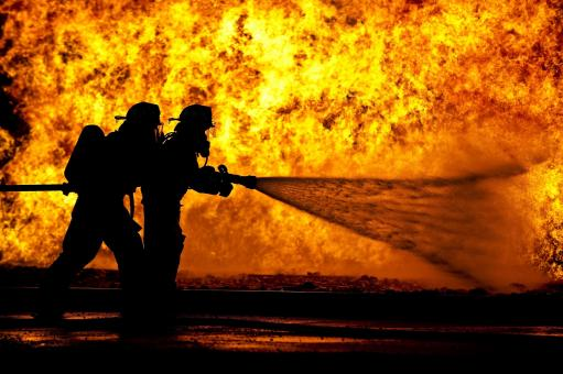 Firefighters - Free Stock Photo