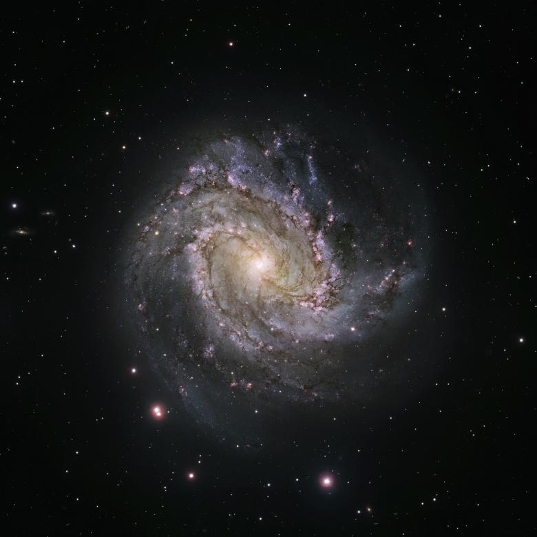 Free Stock Photo of Spiral Galaxy Created by Pixabay