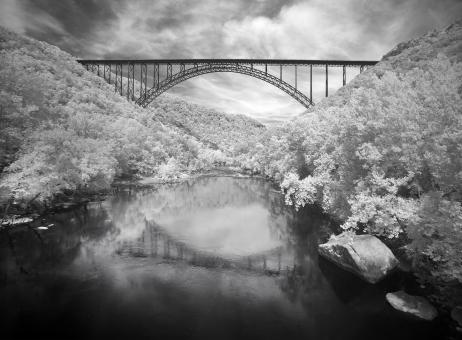 New River Gorge Bridge - Free Stock Photo