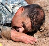 Free Photo - Soldier in the Mud