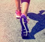 Free Photo - Female Runner Feet - Women Fitness