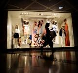 Free Photo - Lady Shopping Silhouette