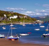 Free Photo - Barmouth Harbour Boats