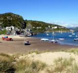 Free Photo - Barmouth Harbour View