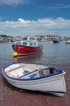 Boats In The Harbour - Free Stock Photo