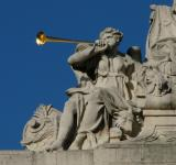 Free Photo - Blowing the Trumpet