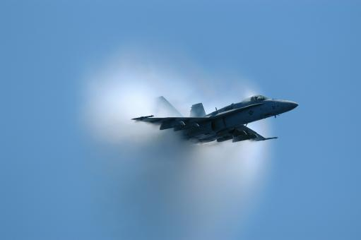 Sound Barrier - Free Stock Photo