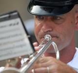 Free Photo - Military Trumpeter