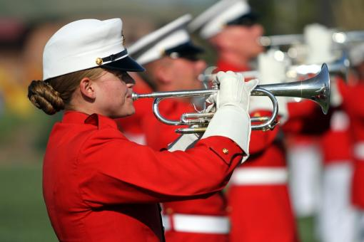 Military Trumpeters - Free Stock Photo