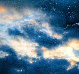 Free Photo - Celestial Grunge Clouds