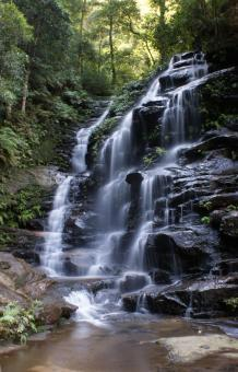 Empress Falls - Free Stock Photo