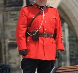 Free Photo - Mountie on Duty
