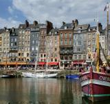 Free Photo - Honfleur Boat Stand