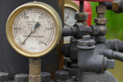 Pressure Gauge - Free Stock Photo