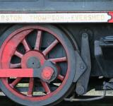 Free Photo - Steam Train Wheel