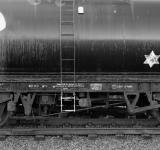 Free Photo - Old train oil tanker