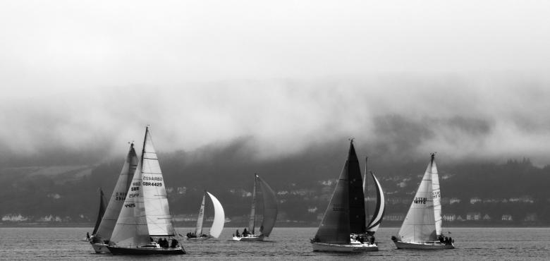 Free Stock Photo of Yachts On The Lake Created by Anthony Poynton