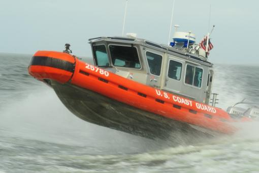 Response Boat - Free Stock Photo