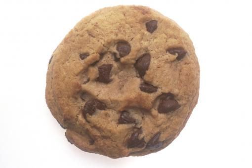Chocolate Chip Cookie - Free Stock Photo