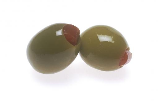 Green olives - Free Stock Photo