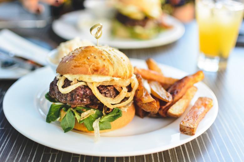 Eating Hamburger | Free Food Stock Photos