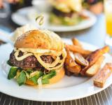 Free Photo - Eating Hamburger