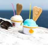 Free Photo - Smurf Ice Cream