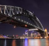 Free Photo - Sydney Harbor Bridge