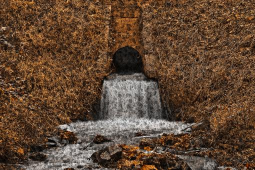 Swains Rusted Falls - Free Stock Photo
