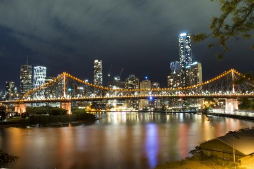 Story Bridge - Free Stock Photo