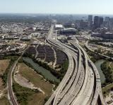 Free Photo - Aerial View Houston