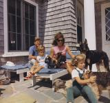 Free Photo - John Kennedy Family